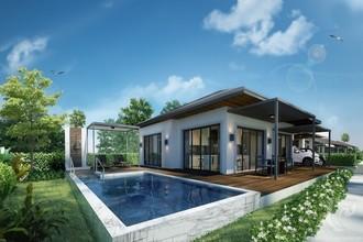 Located in the same area - The Palm Villa
