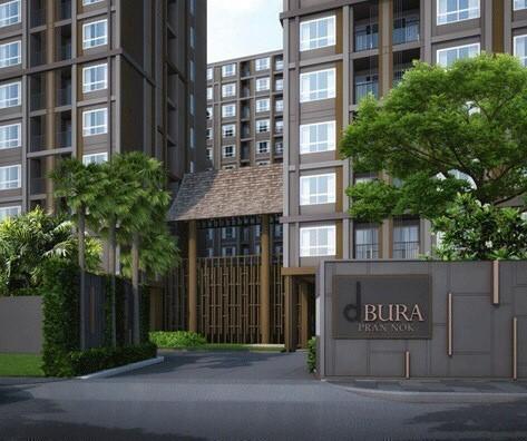dBURA Pran Nok - For Sale 1 Bed コンド in Bangkok Noi, Bangkok, Thailand | Ref. TH-XQOUQAUT
