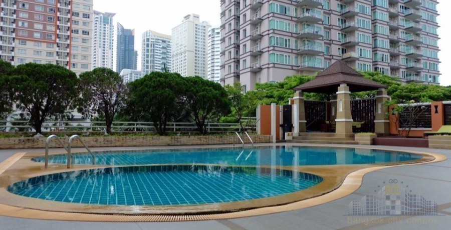 Regent on the Park 1 - В аренду: Кондо c 1 спальней возле станции BTS Phrom Phong, Bangkok, Таиланд | Ref. TH-VDBSJHVU