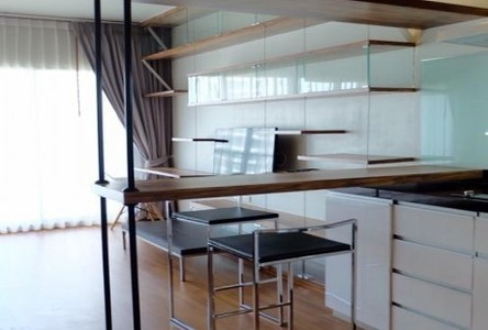 For Rent Condo 34 sqm Near BTS Phrom Phong, Bangkok, Thailand