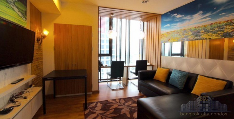 The Alcove Thonglor 10 - For Sale or Rent 1 Bed Condo in Watthana ...