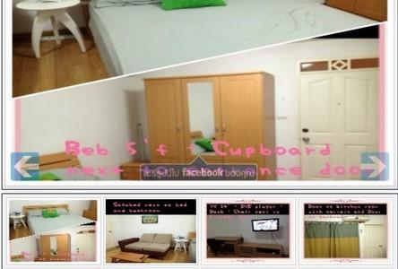 For Rent Condo 29 sqm in Huai Khwang, Bangkok, Thailand