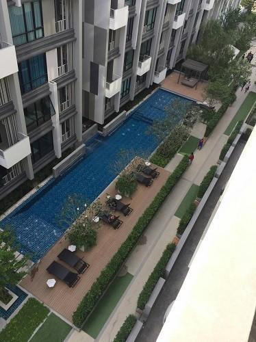 For Sale 1 Bed コンド in Min Buri, Bangkok, Thailand | Ref. TH-CVICSENC