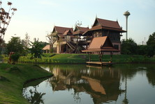 For Sale 5 Beds House in Wiset Chai Chan, Ang Thong, Thailand