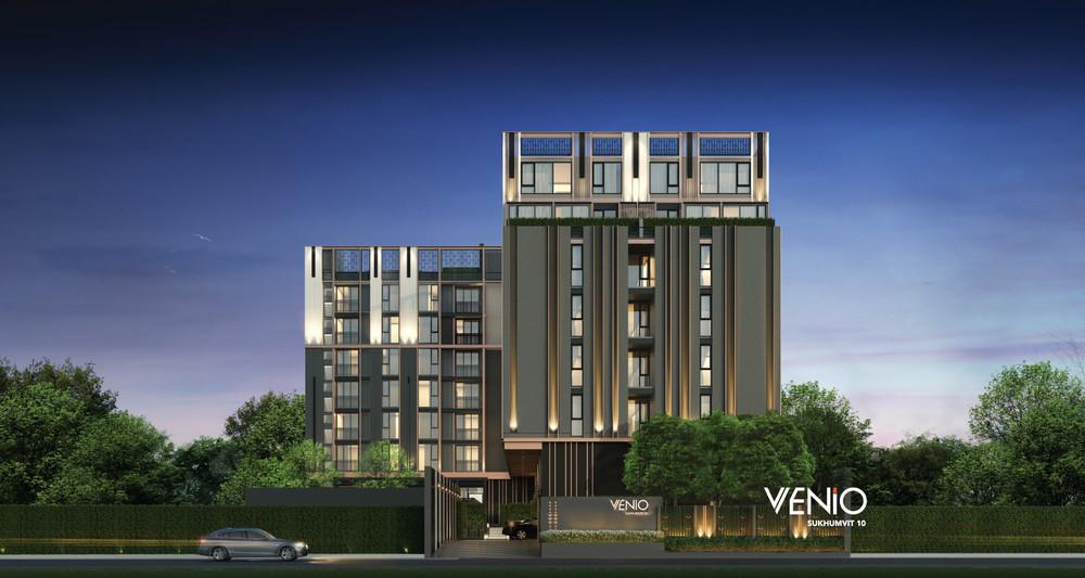 Venio Sukhumvit 10 - For Sale コンド 24 sqm in Khlong Toei, Bangkok, Thailand | Ref. TH-DONEYWZB