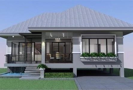 ขาย บ้านเดี่ยว 3 ห้องนอน ท่ามะกา กาญจนบุรี