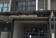 Продажа: Таунхаус с 3 спальнями в районе Mueang Nakhon Pathom, Nakhon Pathom, Таиланд