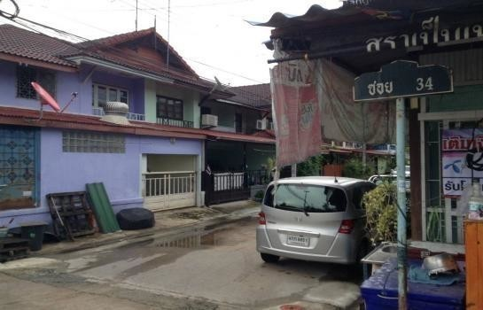 For Sale 3 Beds Townhouse in Phutthamonthon, Nakhon Pathom, Thailand | Ref. TH-FDQOIFKF
