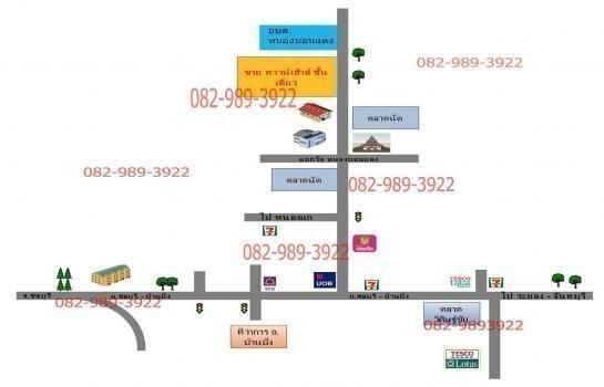 ขาย ทาวน์เฮ้าส์ 4 ห้องนอน บ้านบึง ชลบุรี | Ref. TH-RJVONIQM