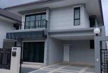 For Rent 4 Beds House in Bang Khun Thian, Bangkok, Thailand