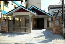 ขาย บ้านเดี่ยว 2 ห้องนอน ธัญบุรี ปทุมธานี