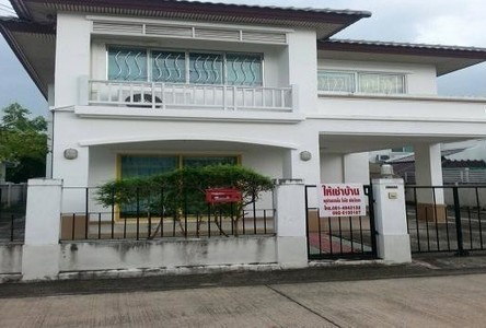 For Rent 3 Beds House in Pak Kret, Nonthaburi, Thailand