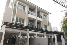 For Rent 4 Beds Townhouse in Bangkok, Central, Thailand