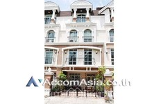 For Sale 3 Beds タウンハウス in Bangkok, Central, Thailand