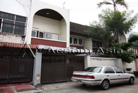 For Sale 4 Beds タウンハウス in Bangkok, Central, Thailand
