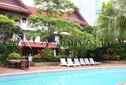 For Rent 3 Beds Townhouse in Bangkok, Central, Thailand