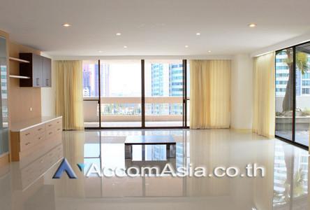 For Rent 4 Beds Condo in Bangkok, Central, Thailand