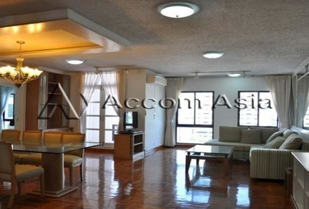 For Rent 3 Beds Condo Near BTS Chit Lom, Bangkok, Thailand