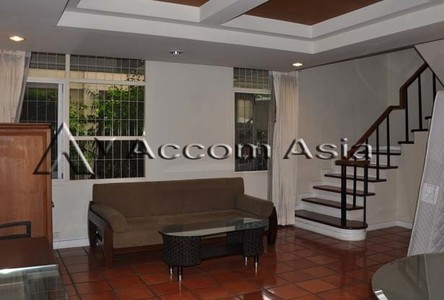 For Rent 3 Beds Condo in Bangkok, Central, Thailand