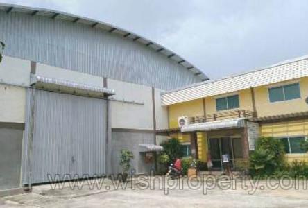 For Sale Land 80.3 sqwa in Thung Khru, Bangkok, Thailand