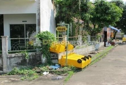 For Sale Land 155 sqwa in Thung Khru, Bangkok, Thailand