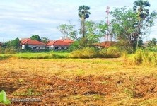 For Sale Land 108 sqwa in Mueang Phichit, Phichit, Thailand