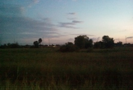 For Sale Land 6 rai in Ban Fang, Khon Kaen, Thailand