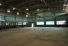 For Rent Warehouse 1,750 sqm in Krathum Baen, Samut Sakhon, Thailand