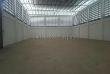 For Sale Warehouse 1 rai in Krathum Baen, Samut Sakhon, Thailand