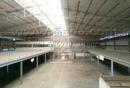 For Sale Warehouse 8 rai in Bang Yai, Nonthaburi, Thailand