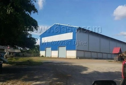 For Rent Warehouse 2,700 sqm in Bang Sai, Phra Nakhon Si Ayutthaya, Thailand