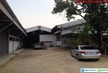 For Sale Warehouse 11 rai in Krathum Baen, Samut Sakhon, Thailand