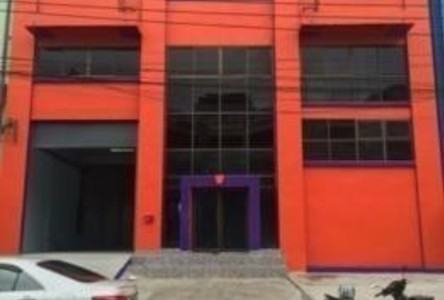 For Sale Warehouse 143 sqwa in Bang Sao Thong, Samut Prakan, Thailand