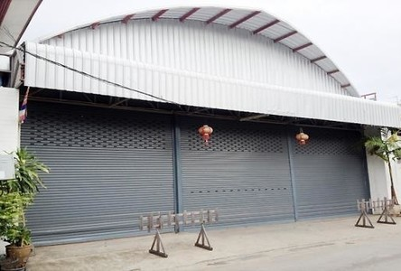 For Sale or Rent Warehouse 1,300 sqm in Bang Sue, Bangkok, Thailand