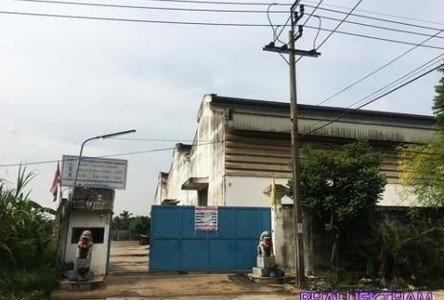 For Sale Warehouse in Bang Khun Thian, Bangkok, Thailand