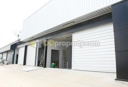 For Sale Warehouse 13 rai in Bang Nam Priao, Chachoengsao, Thailand