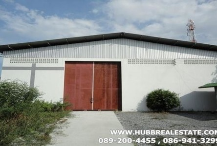 For Sale Warehouse 1 rai in Bang Pakong, Chachoengsao, Thailand