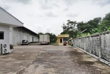 For Sale Warehouse 16 rai in Nong Khae, Saraburi, Thailand