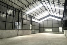 For Rent Warehouse 400 sqm in Lat Phrao, Bangkok, Thailand