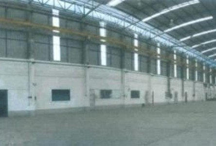 For Sale Warehouse 47 rai in Nikhom Phatthana, Rayong, Thailand