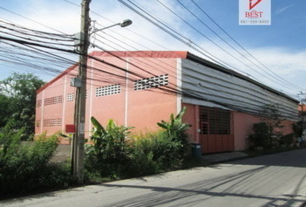 For Sale Warehouse 187 sqwa in Phra Samut Chedi, Samut Prakan, Thailand
