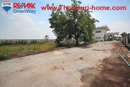 For Sale Warehouse 874 sqwa in Lat Bua Luang, Phra Nakhon Si Ayutthaya, Thailand