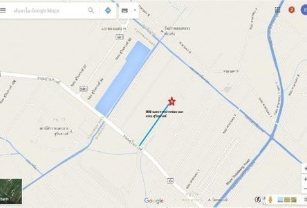 For Sale Warehouse 5 rai in Bang Nam Priao, Chachoengsao, Thailand
