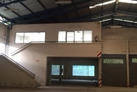 For Sale or Rent Warehouse 2 rai in Hang Dong, Chiang Mai, Thailand