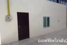 For Rent Warehouse 800 sqm in Mueang Nakhon Pathom, Nakhon Pathom, Thailand