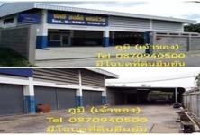 For Rent Warehouse 200 sqwa in Lak Si, Bangkok, Thailand