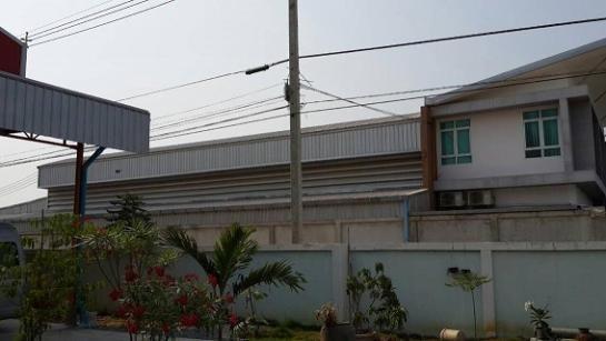 Продажа: Склад 271 кв.ва. в районе Phutthamonthon, Nakhon Pathom, Таиланд | Ref. TH-XIECLSZQ