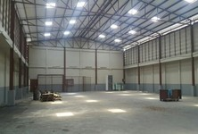 For Rent Warehouse 800 sqm in Mueang Samut Prakan, Samut Prakan, Thailand