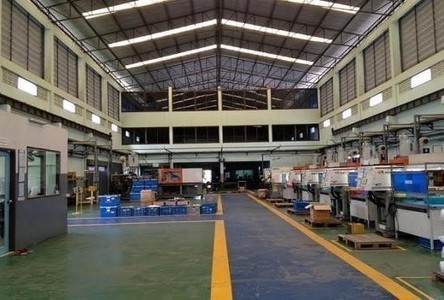 For Sale Warehouse 3 rai in Phutthamonthon, Nakhon Pathom, Thailand