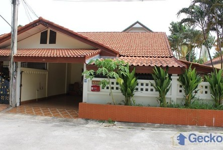 For Sale 2 Beds 一戸建て in Bang Lamung, Chonburi, Thailand